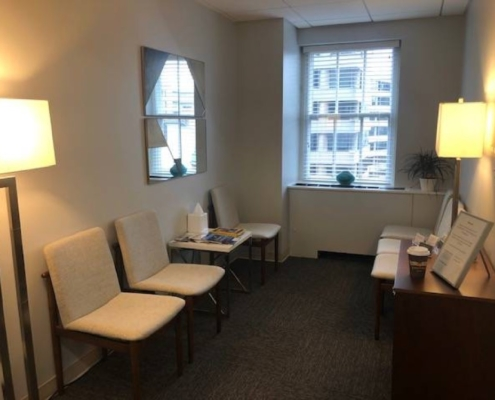 Rock Creek Therapy Office